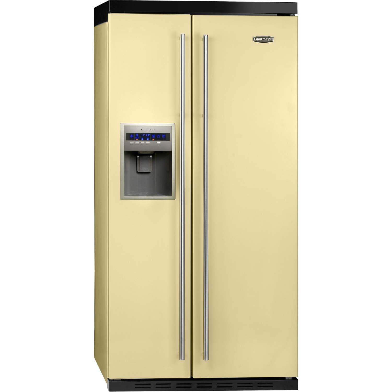 Rangemaster Rsxs663crc 44570 American Fridge Freezer