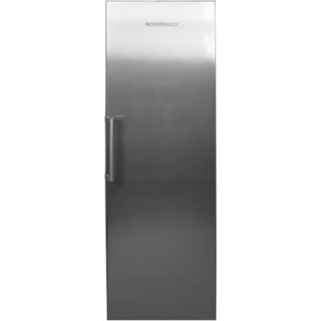 NordMende RTF392NFIXAPLUS 60cm Wide Frost Free Freestanding Upright Freezer - Stainless Steel