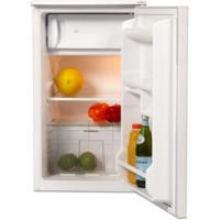 NordMende RUI111NMWHAPLUS 48cm Wide White Freestanding Under Counter Fridge With Ice Box