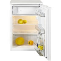 NordMende RUI142WHAPLUS 55cm Wide White Freestanding Under Counter Fridge With Ice Box