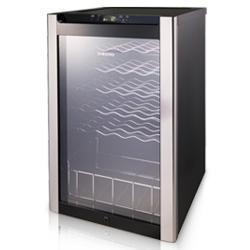 Samsung Rw33ebss1 Freestanding Single Zone Wine Cooler