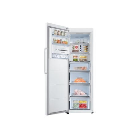 Samsung RZ32M7120WW 60cm Wide Frost Free Freestanding Upright Freezer - White
