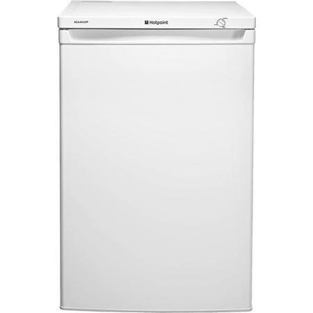 Hotpoint RZAAV22P1 55cm Wide Freestanding Upright Under Counter Freezer - White