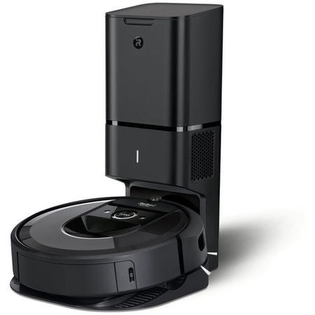 iRobot RoombaI7558 i7+ Wi-Fi Connected Robot Vacuum Cleaner With Automatic Dirt Disposal