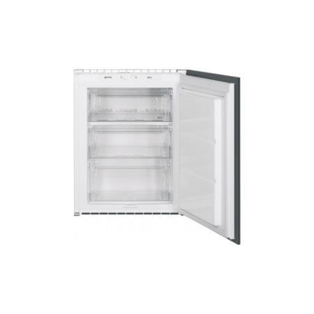 Smeg S3F072P 54cm Wide Integrated Upright In-Column Freezer - White