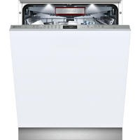 Neff S515T80D0G Ultra Energy Efficient 14 Place Fully Integrated Dishwasher With Cutlery Tray