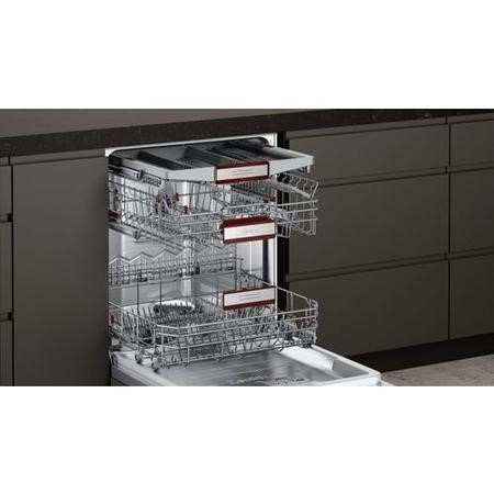 Neff S515T80D0G Zeolith 14 Place Fully Integrated Dishwasher