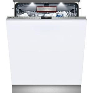 NEFF S517P70Y0G 13 Place Fully Integrated Dishwasher With Cutlery Drawer