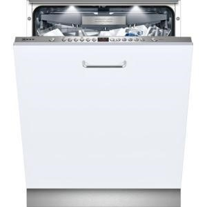 NEFF S51M66X0GB 13 Place Fully Integrated Dishwasher With Cutlery Drawer