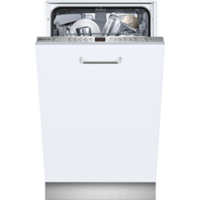 Neff S583C50X0G Extra Efficient 45cm Wide Slimline 9 Place Fully Integrated Dishwasher