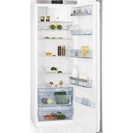 GRADE A3  - AEG S74010KDW0 Touch Control Freestanding Fridge In White