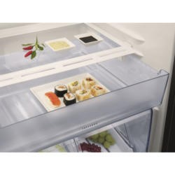 AEG S83400CTM0 High Performance Freestanding Fridge Freezer in Stainless Steel