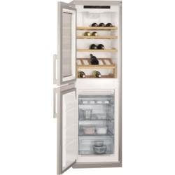 Aeg S92500cnm0 Stainless Steel Freezer With Wine Cabinet