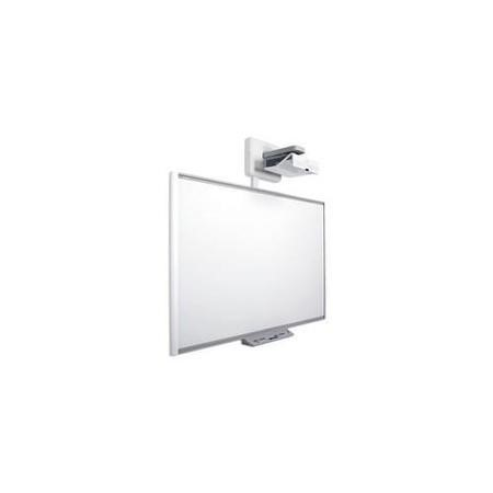SMART Board M680 with U100W Projector and SBA-L Speakers