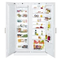 Liebherr SBS70I2 Integrated NoFrost American Side-by-side Fridge Freezer With BioFresh Best Price, Cheapest Prices