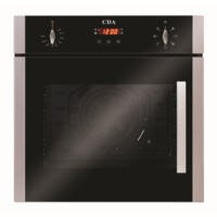 CDA SC620SS Multifunction Electric Built-in Single Oven - Stainless Steel