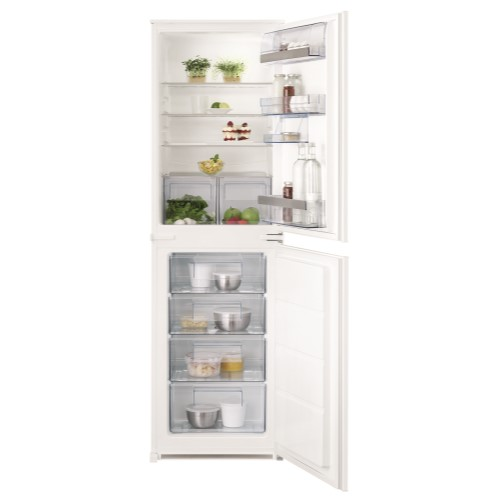 AEG SCS51810S1 50-50 Integrated Fridge Freezer