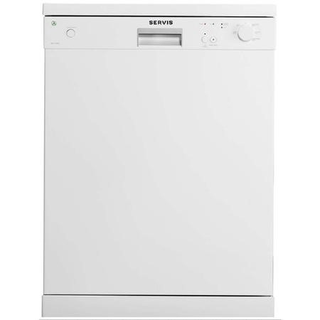 Servis SD1243W 12 Place Freestanding Dishwasher - White