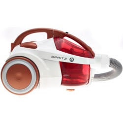 Hoover SE71SZ04001 Spritz 700W Cylinder Vacuum Cleaner Red And White