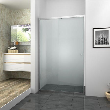 1200 Sliding Shower Door - Universal Fit 6mm Glass - Taylor & Moore