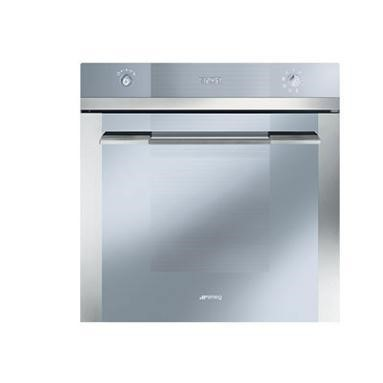 GRADE A2 - Smeg SF109 60cm Stainless Steel Linea Multifunction Maxi Single Oven