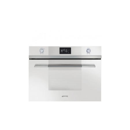 Smeg SF4120VCB Linea Compact Combination Steam Oven White