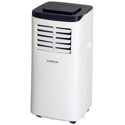 GRADE A3 - Heavy cosmetic damage - Amcor SF8000E slimline portable Air Conditioner - great around the home in rooms up to 18 sqm