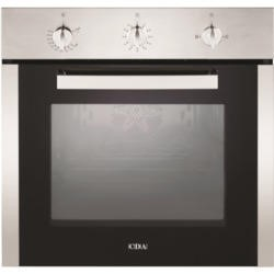 CDA SG120SS Stainless Steel Single Fanned Gas Oven