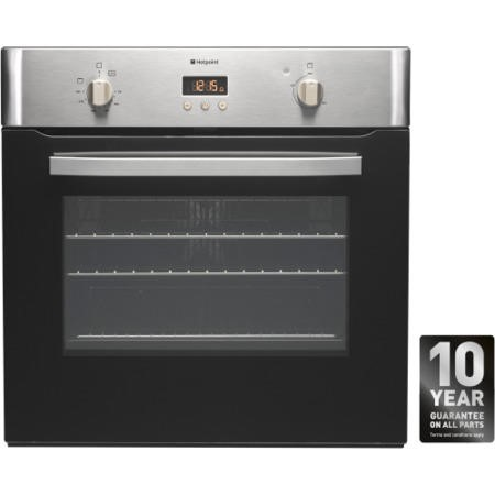 Hotpoint SHA33CX Style 09 Electric Built-in  in Stainless steel