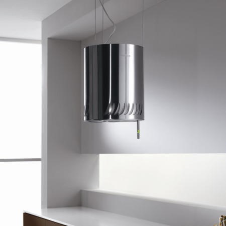 Elica Sienna Ceiling Mounted 248mm Island Cooker Hood