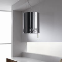 Elica SIENNA Ceiling Mounted 248mm Island Cooker Hood Stainless Steel