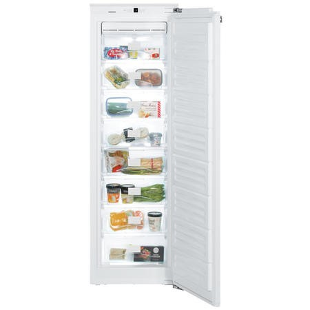 Liebherr SIGN3524 177x56cm Extra Efficient NoFrost In-column Integrated Freezer