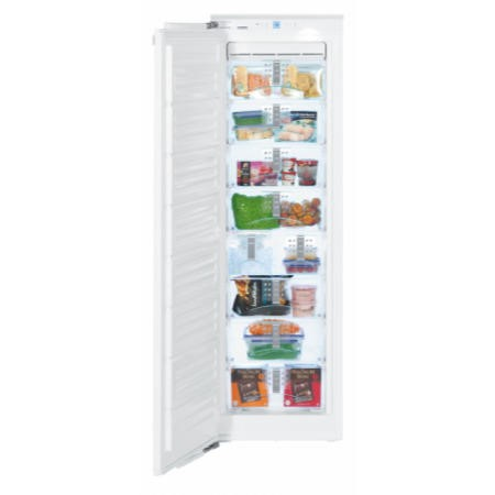 GRADE A2 - liebherr SIGN3566 In-column Integrated Freezer With Ice Maker