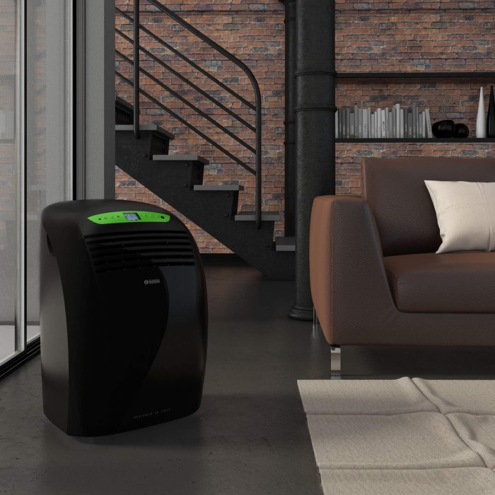 olimpia splendid silent 8500 btu ultra quiet portable air. Black Bedroom Furniture Sets. Home Design Ideas