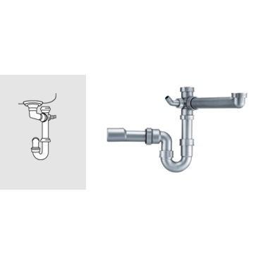 Franke Siphon I Plumbing Kit For Single Bowl Sinks
