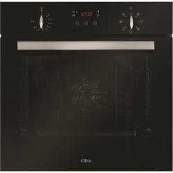 CDA SK310BL Seven Function Electric Single Oven Black