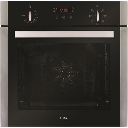 CDA SK310SS Seven Function Electric Single Oven Stainless Steel