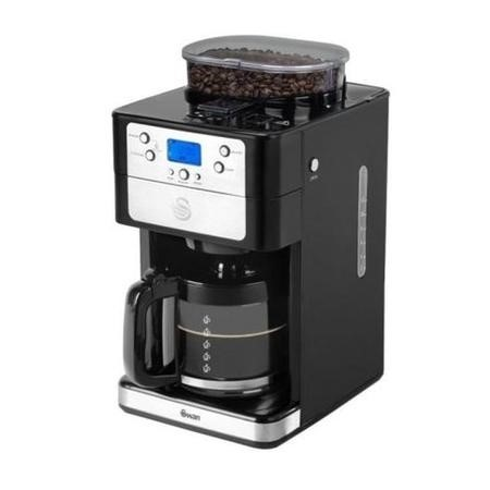 Swan SK32020N Bean to Cup Coffee Maker Black