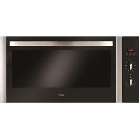 CDA SK380SS Stainless Steel Single 90cm Multifunction Oven