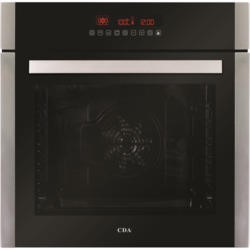 CDA SK410SS Ten Function Electric Single Oven Stainless Steel
