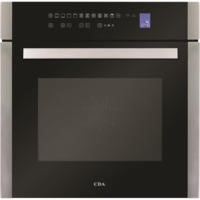 CDA SK451SS Eleven Function Electric Single Oven Stainless Steel With Catalytic Liners