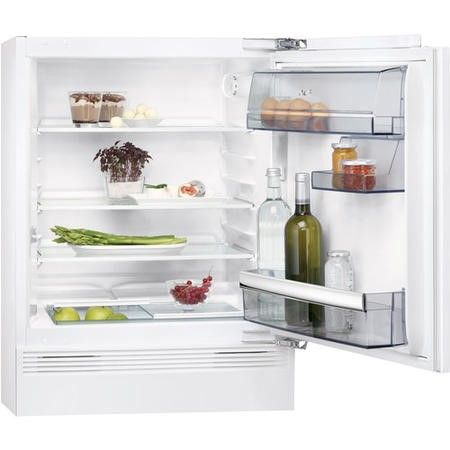 AEG SKB58211AF 60cm Wide Integrated Under Counter Fridge - White