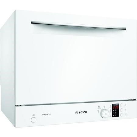 Bosch Serie 4 Table Top Dishwasher - White