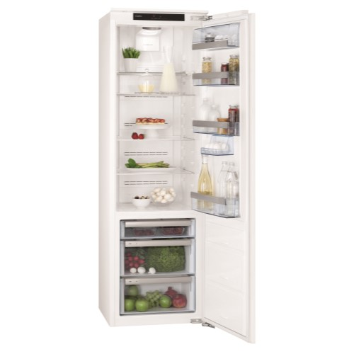 AEG SKZ81800C0 Tall Integrated Fridge With LongFresh Drawers