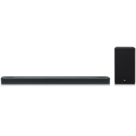 LG  3.1.2 Channel Bluetooth Soundbar with Dolby Atmos and DTS X