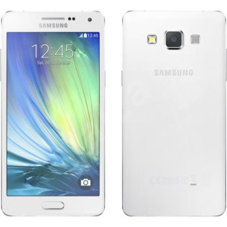 "Samsung Galaxy A5 White 2015 5"" 16GB 4G Unlocked & SIM Free"