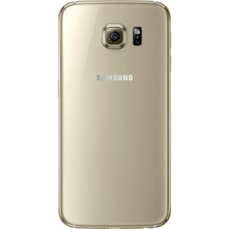 Grade C Samsung Galaxy S6 64GB Gold Simfree