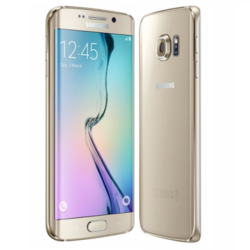 "Samsung Galaxy S6 Edge Gold 5.1"" 32GB 4G Unlocked & SIM Free"
