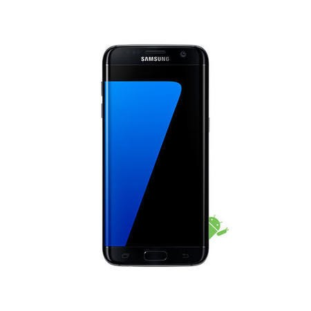 "Samsung Galaxy S7 Edge Black 5.5"" 32GB 4G Unlocked & Sim Free"