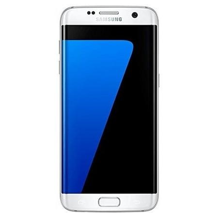 "Samsung Galaxy S7 Edge White 5.5"" 32GB 4G Unlocked & Sim Free"